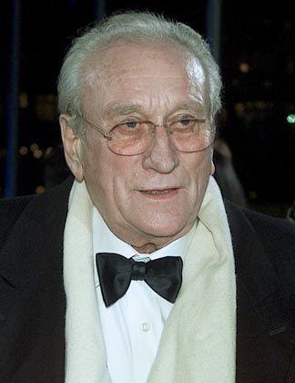 Dieter Eppler (Archivbild vom 02.03.01): Bekannt durch die Edgar-Wallace-Filme