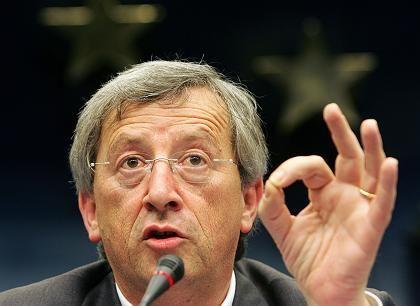 Juncker: Es wird nicht neu verhandelt