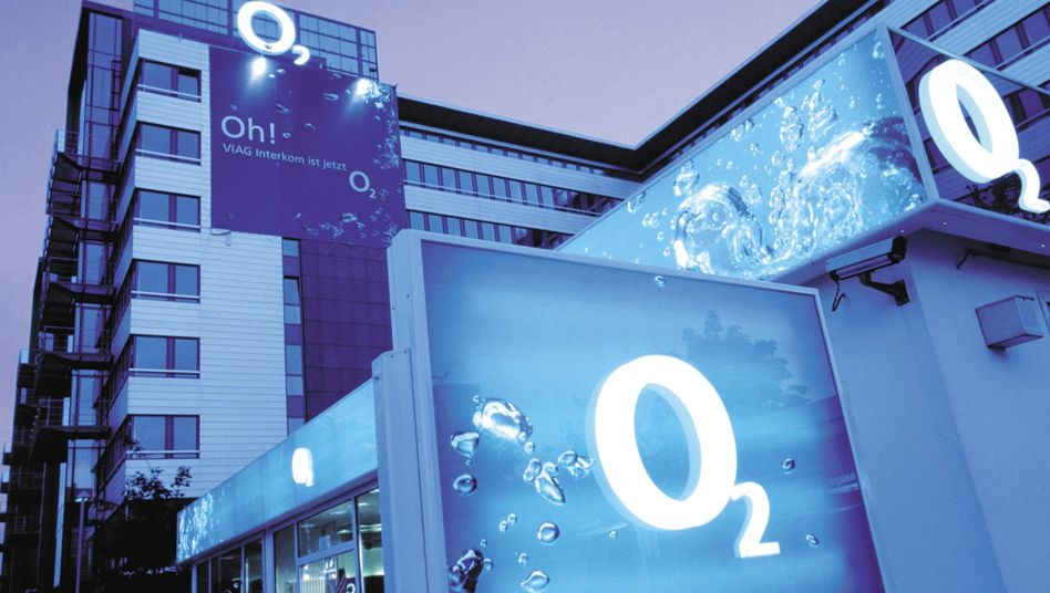 O2-Firmensitz in München: Der britische O2-Ableger gestand einen Fehler im System ein