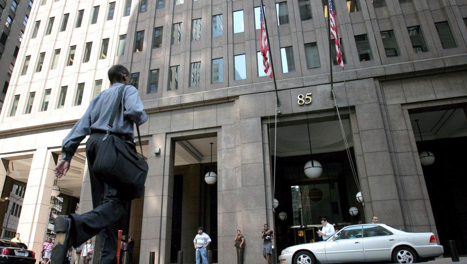 """Goldman-Sachs-Hauptsitz in New York: """"Keine Stellungnahme"""""""