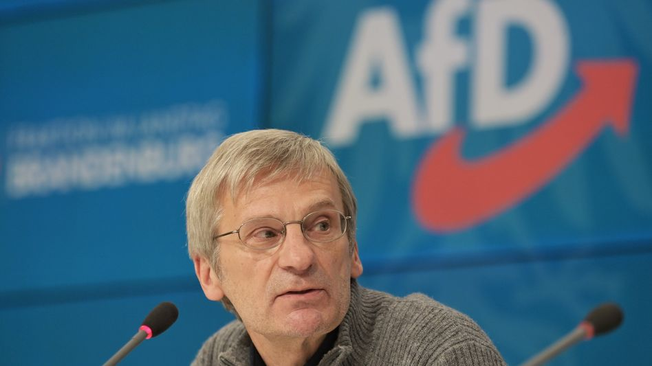 Der neue Brandenburger AfD-Fraktionschef Berndt