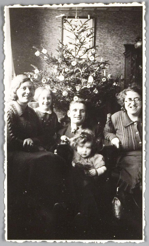 Foto der Familie de la Penha, circa 1939
