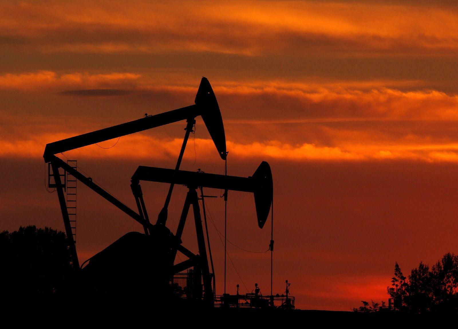 Ölpreis / Ölfeld / Ölforderung