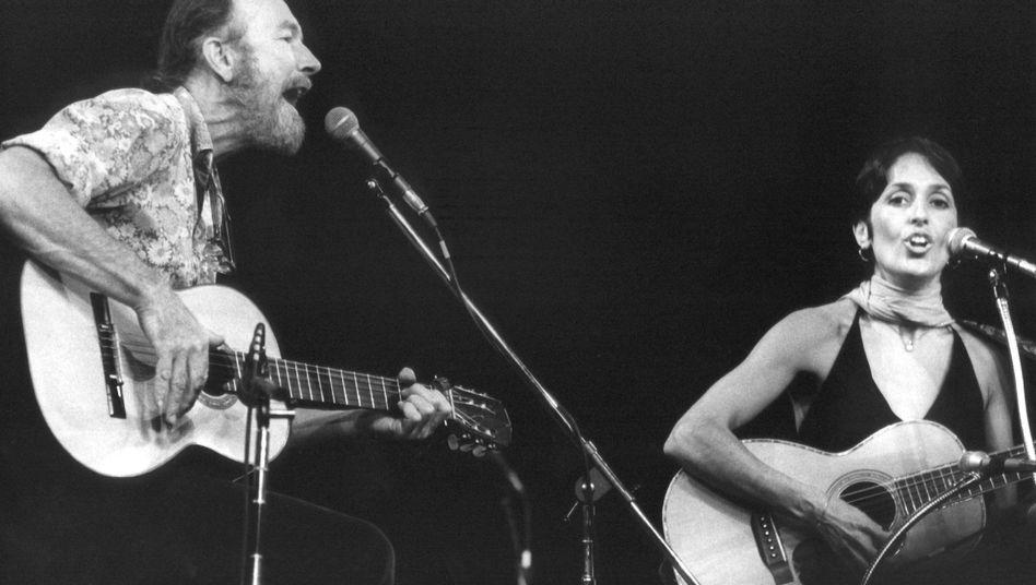 Zum Tode von Pete Seeger: Ein aufrechter Mann