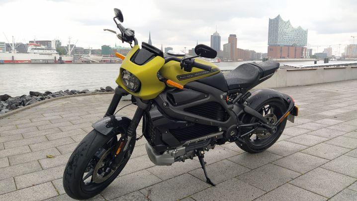 Harley-Davidson LiveWire: Zukunft mit Schwachstellen