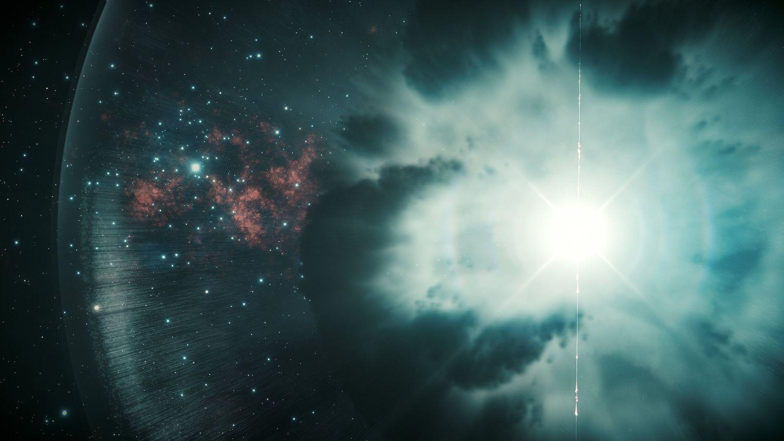 Gamma-Ray Burst