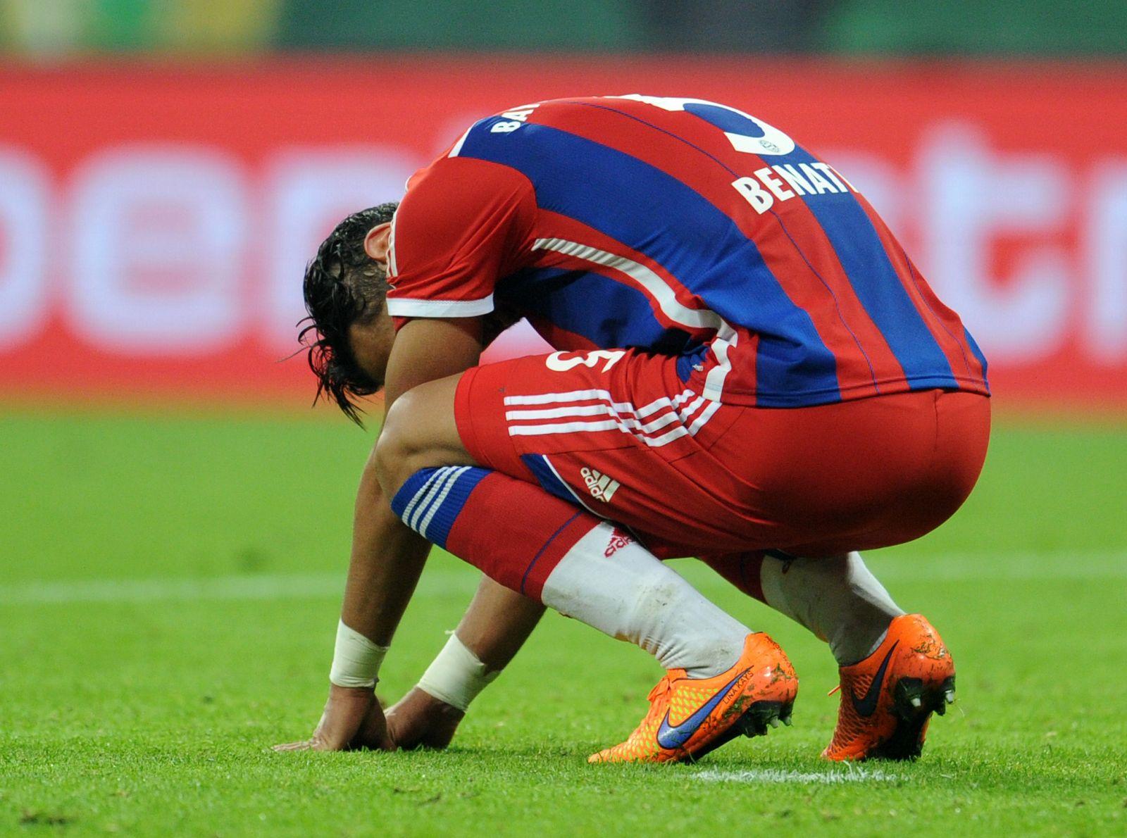 Bayern München - Borussia Dortmund 1:3