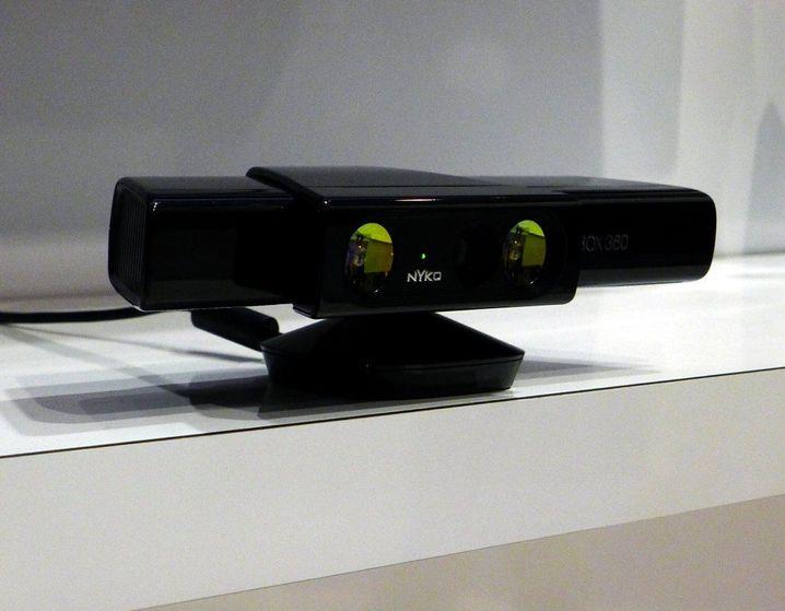Zubehör: Auch in kleinen Räumen Kinect spielen
