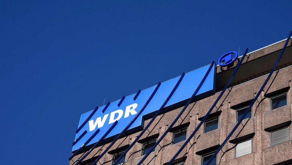 WDR in Köln: Geld bisher nicht für Bauarbeiten ausgegeben