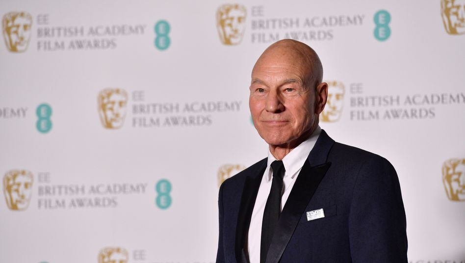 """""""Star Trek"""": Patrick Stewart kehrt als Jean-Luc Picard zurück"""