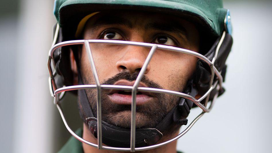 Bangladeschs Cricket-Spieler Tamim Iqbal Khan