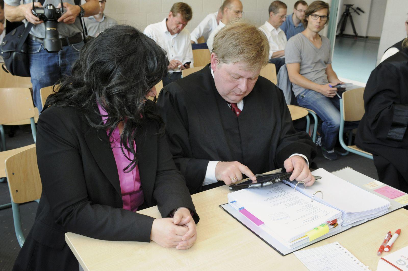 Prozess Darmstadt Bewerberin dick Übergewicht Diskriminierung