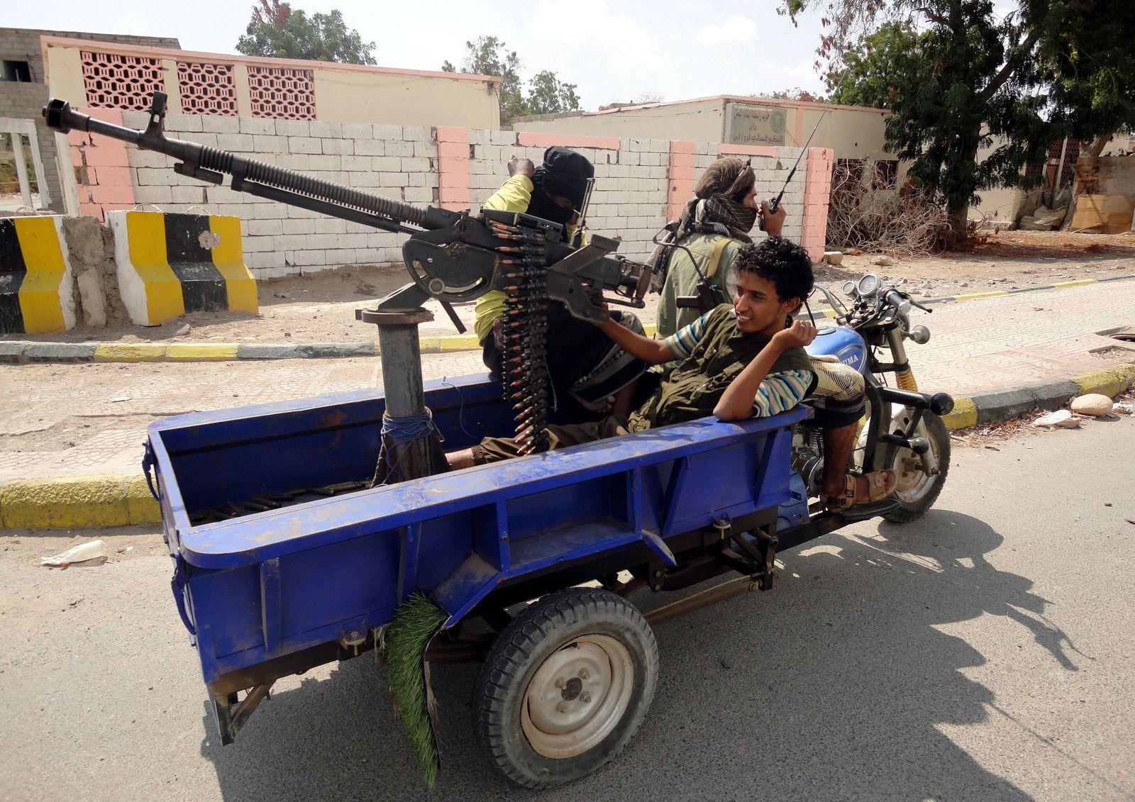 Al-Qaida Jemen