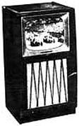 Bewegte Bilder per Katalogbestellung: Neckermann-Fernseher