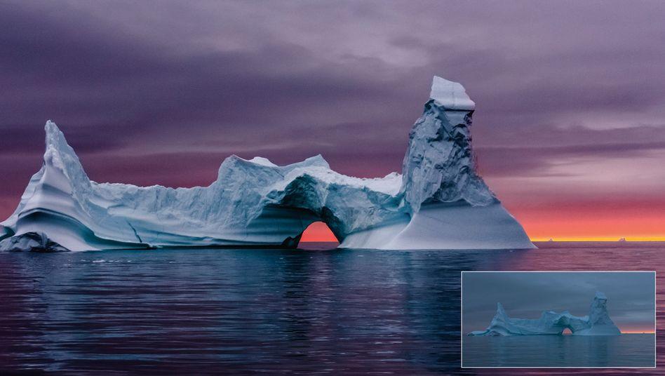 Raw-Fotos optimieren: So funktioniert Bildbearbeitung mit System