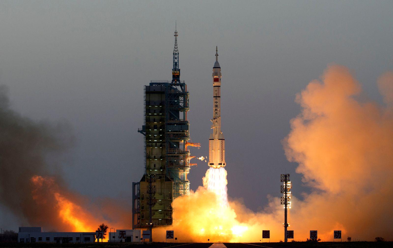China Shenzhou 11