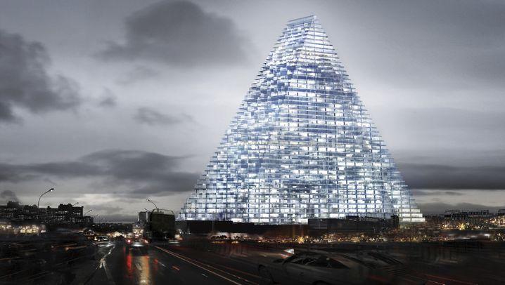 Tour Triangle: Ein Dreieck für Paris