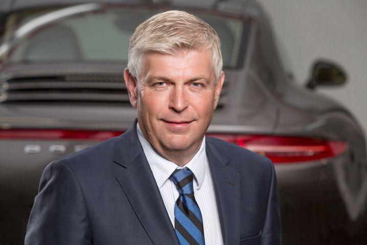Porsche-Vorstand Hatz: Technische Verantwortung übernehmen