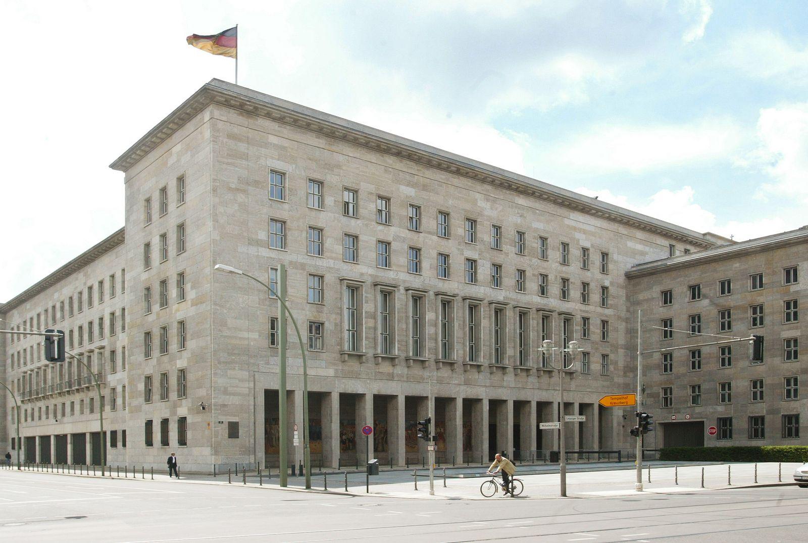 Bundesfinanzministerium / Gebäude