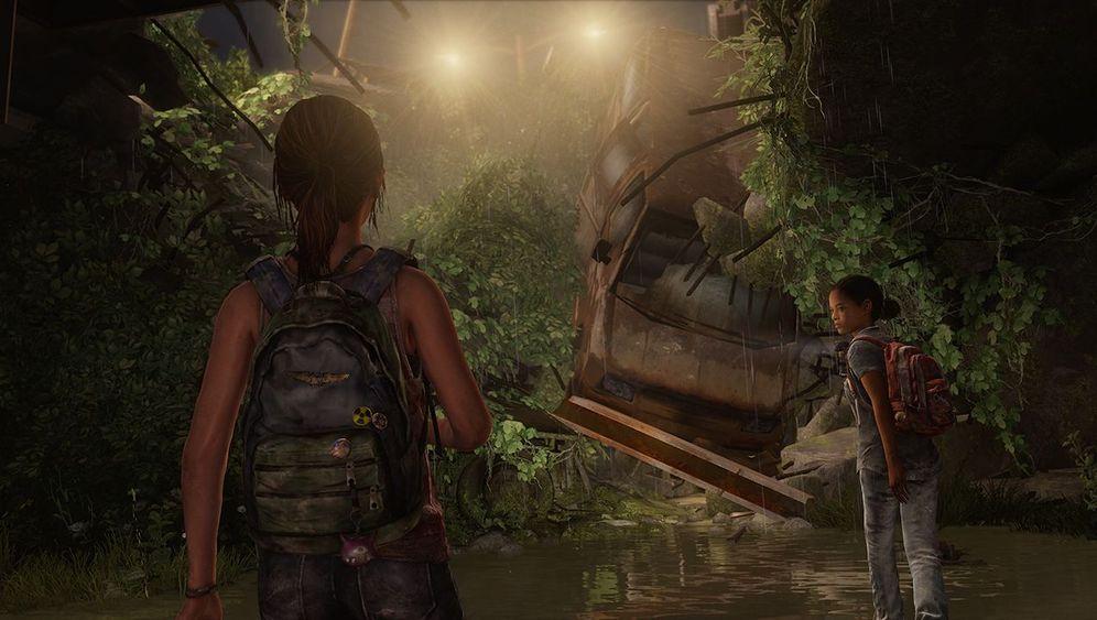 """""""The Last of Us - Left Behind"""": So sieht das erzählerische Meisterwerk aus"""