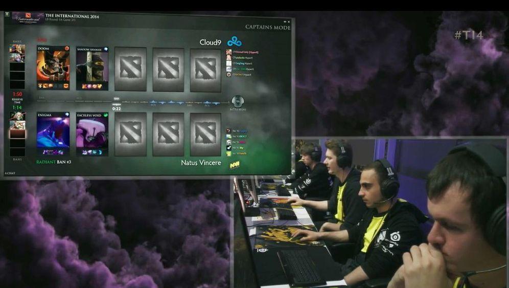 """""""The International"""": So inszeniert Valve ein Computerspielturnier"""