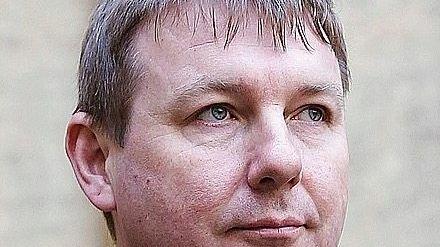 Autor Dorling »Zum Scheitern verurteilt«
