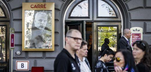 Peter R. de Vries: Niederländer nehmen in Amsterdam Abschied von getötetem Reporter
