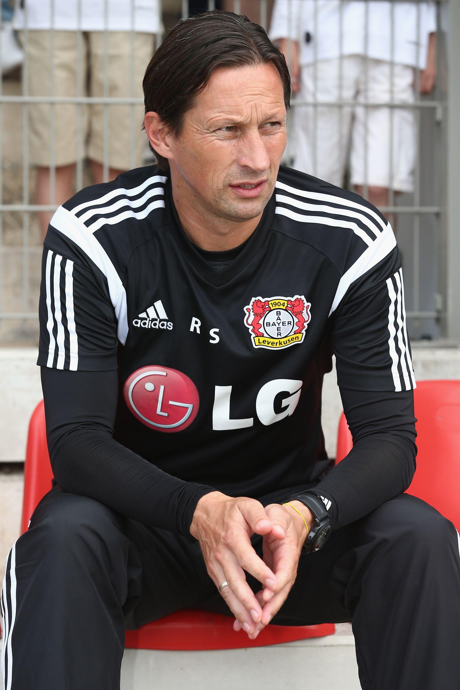 Roger Schmidt/ Bayer Leverkusen
