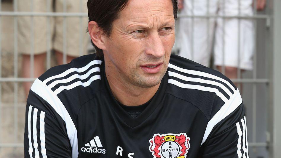 Leverkusen-Trainer Schmidt: Hinspiel in Kopenhagen