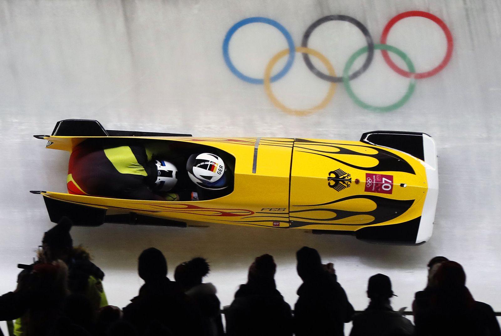 Pyeongchang Bob Friedrich