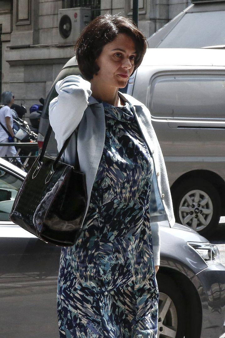 Delia Velculescu (Archivbild)