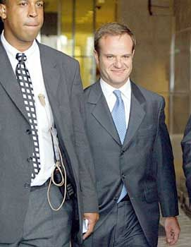 """Rubens Barrichello: """"Ich konnte nichts tun, außer zu bremsen"""""""
