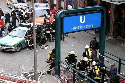 """Attentatsziel U-Bahn (""""Tag X""""-Szene): Alarmierende Schwächen im System"""