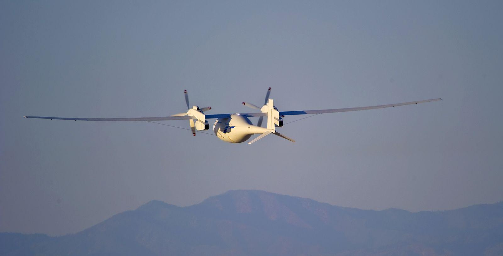 Boeing Phantom / Drohne