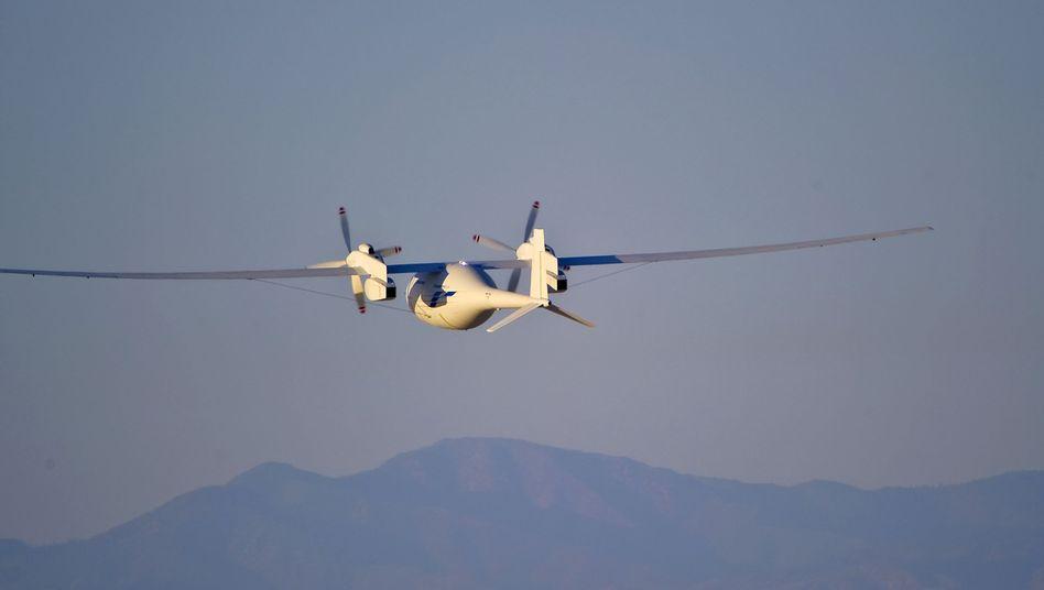 """Drohne """"Phantom"""" von Boeing: Unbemannte Flugkörper auf dem Vormarsch"""