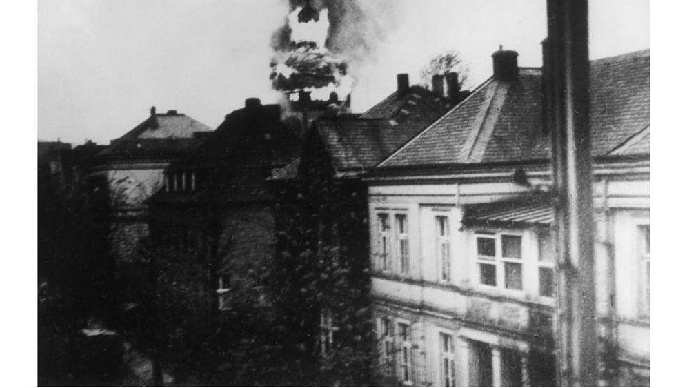 """Reichspogromnacht: """"Schlaf jetzt"""""""