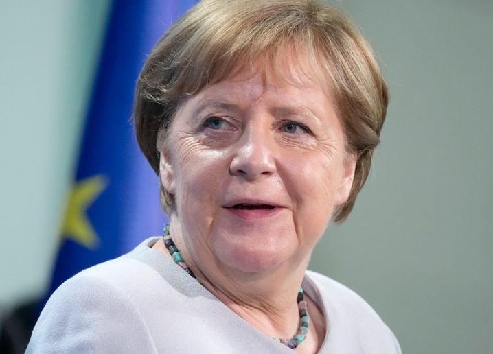 Angela Merkel ist nun vollständig gegen das Coronavirus geimpft