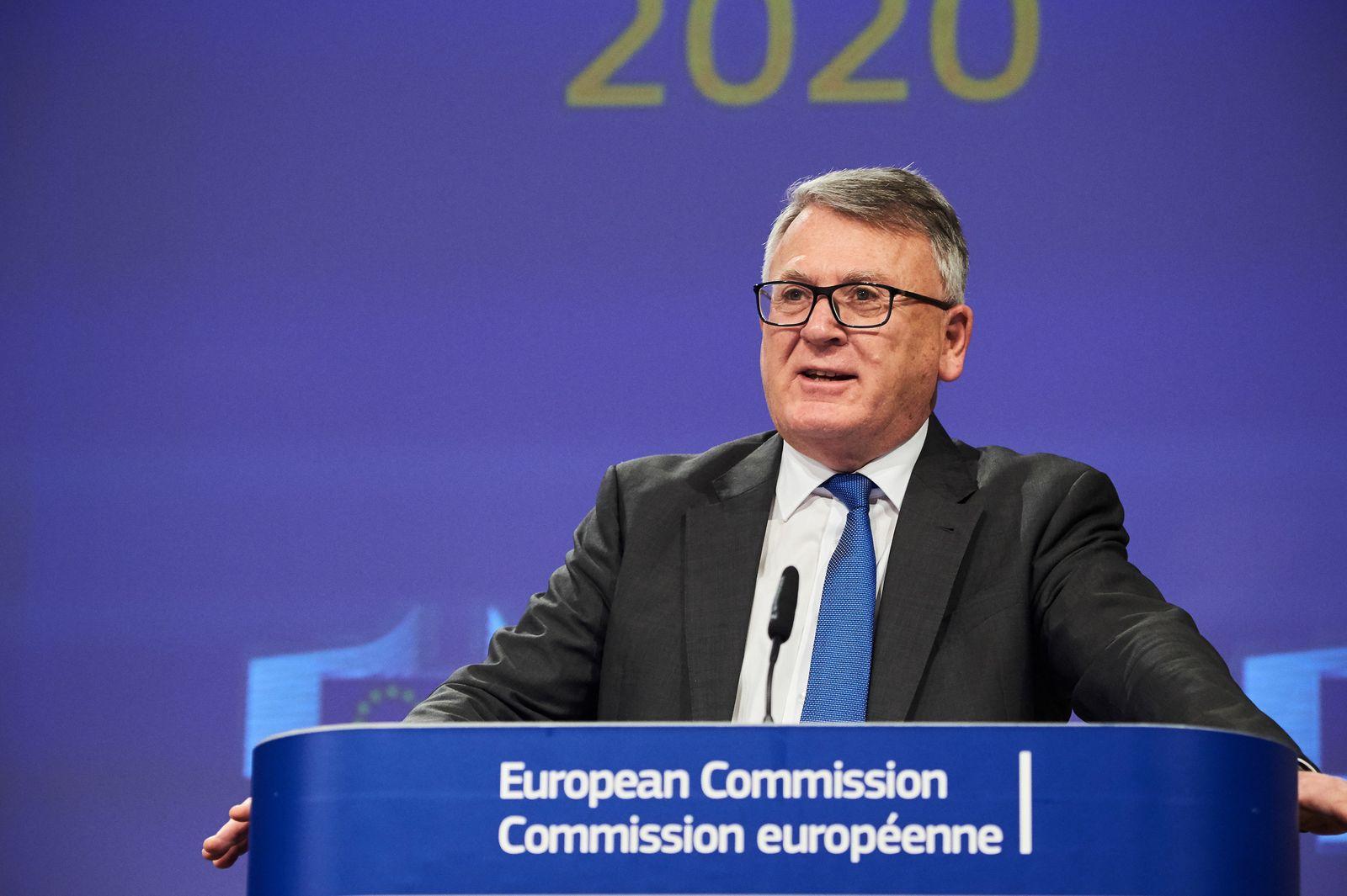 EU-Sozialkommissar Nicolas Schmit