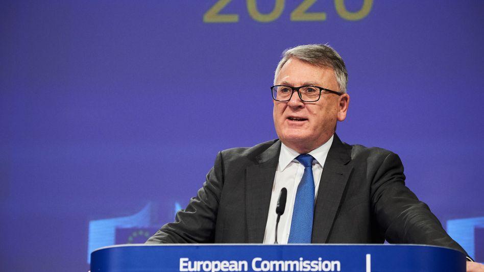 EU-Sozial- und Arbeitskommissar Nicolas Schmit