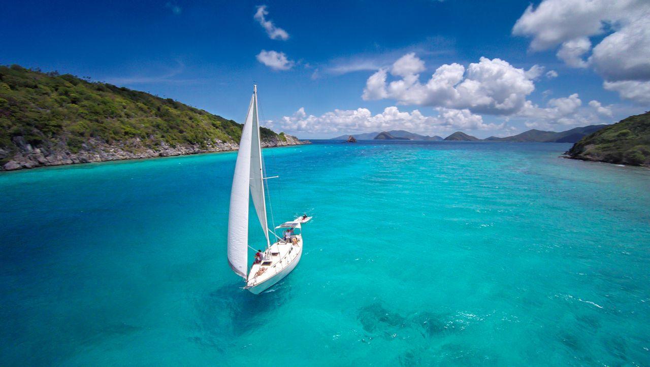 Die Verzweiflung der Segler: Gefangen im Paradies Karibik - DER SPIEGEL - Reise