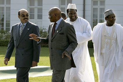 The G-8 promises on Africa have been heavily criticized for offering little more than the 2005 summit at Gleneagles.