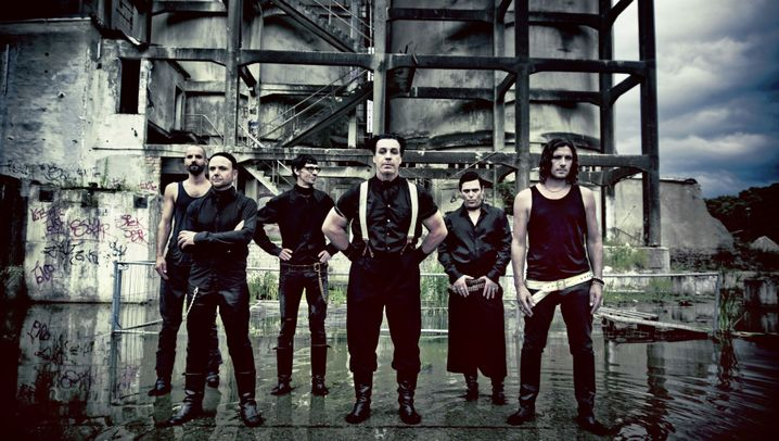 Photo Gallery: Rammstein's Recipe for Outrage