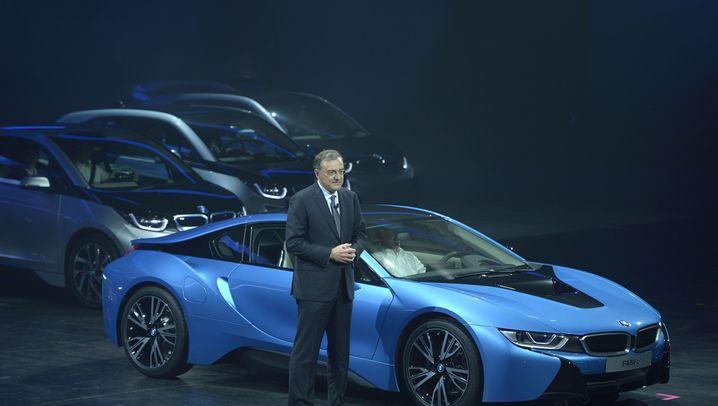 IAA-Blog: BMW stromert sportlich