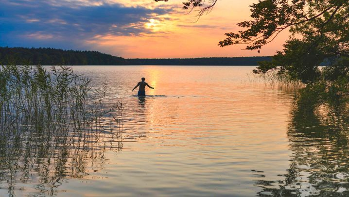 Wild Swimming: Zehn tolle Spots in Deutschland