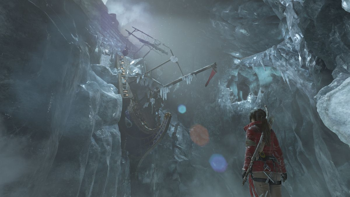 Rise Of The Tomb Raider Exotische Tiere