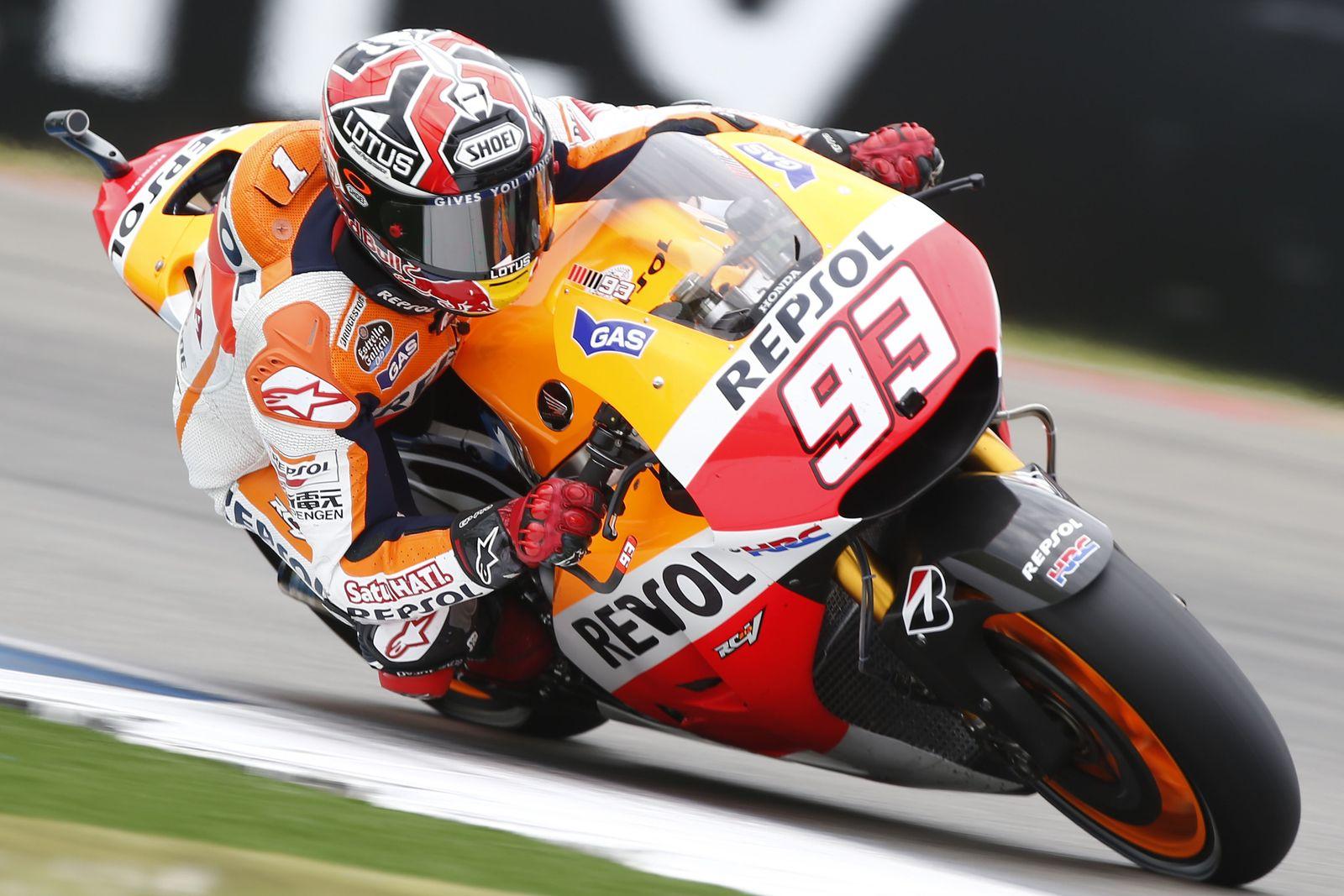 Marquez Assen MotoGP