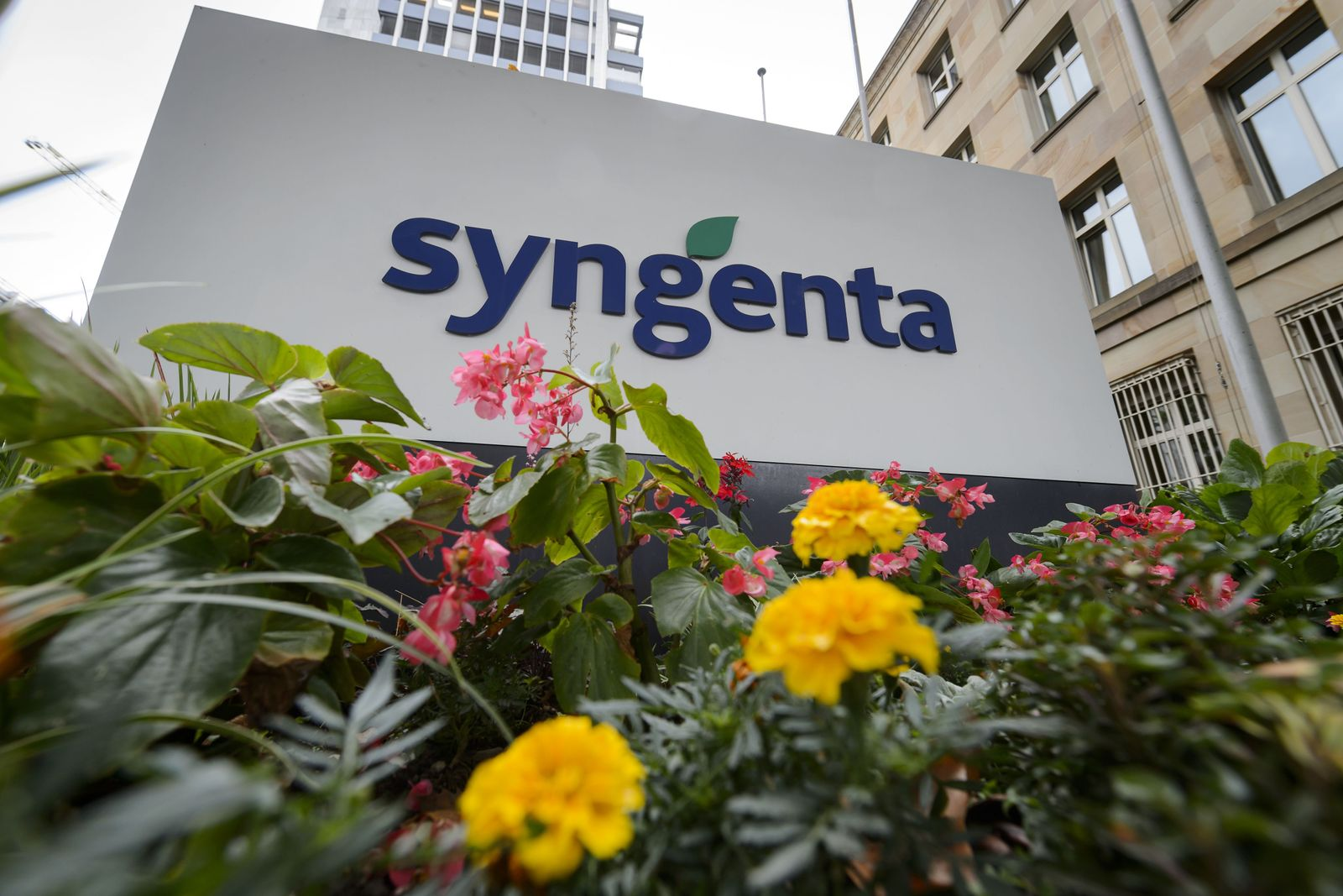 FILES-SWITZERLAND-CHINA-SYNGENTA-CHEMCHINA-CHEMICAL-TAKEOVER