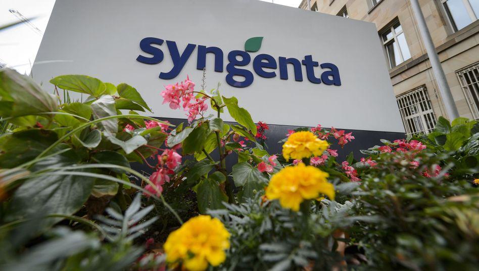 Syngenta-Zentrale in Basel: Angebot über 43 Milliarden Dollar aus China