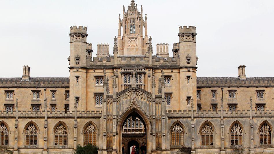 St Johns College in Cambridge