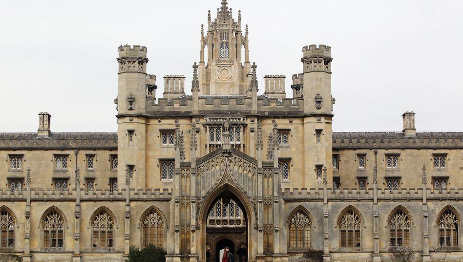Universität Cambridge: Bis ins kommende Jahr Onlinevorlesungen